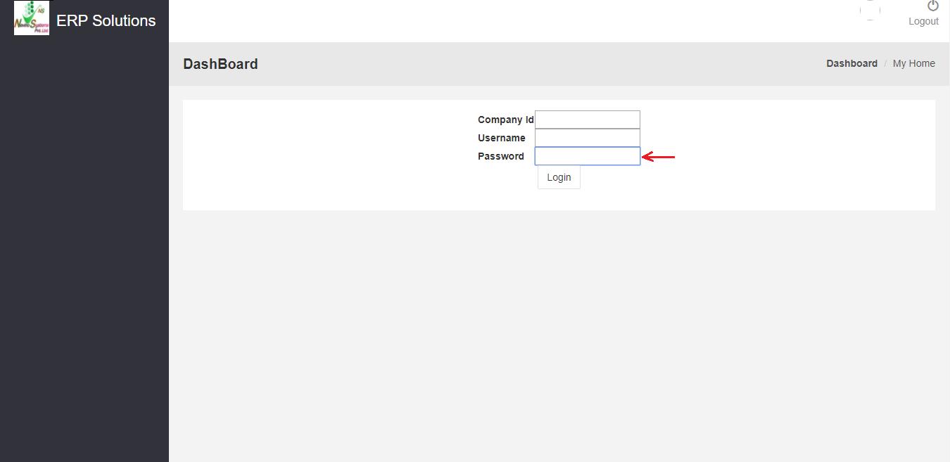 hr enter password