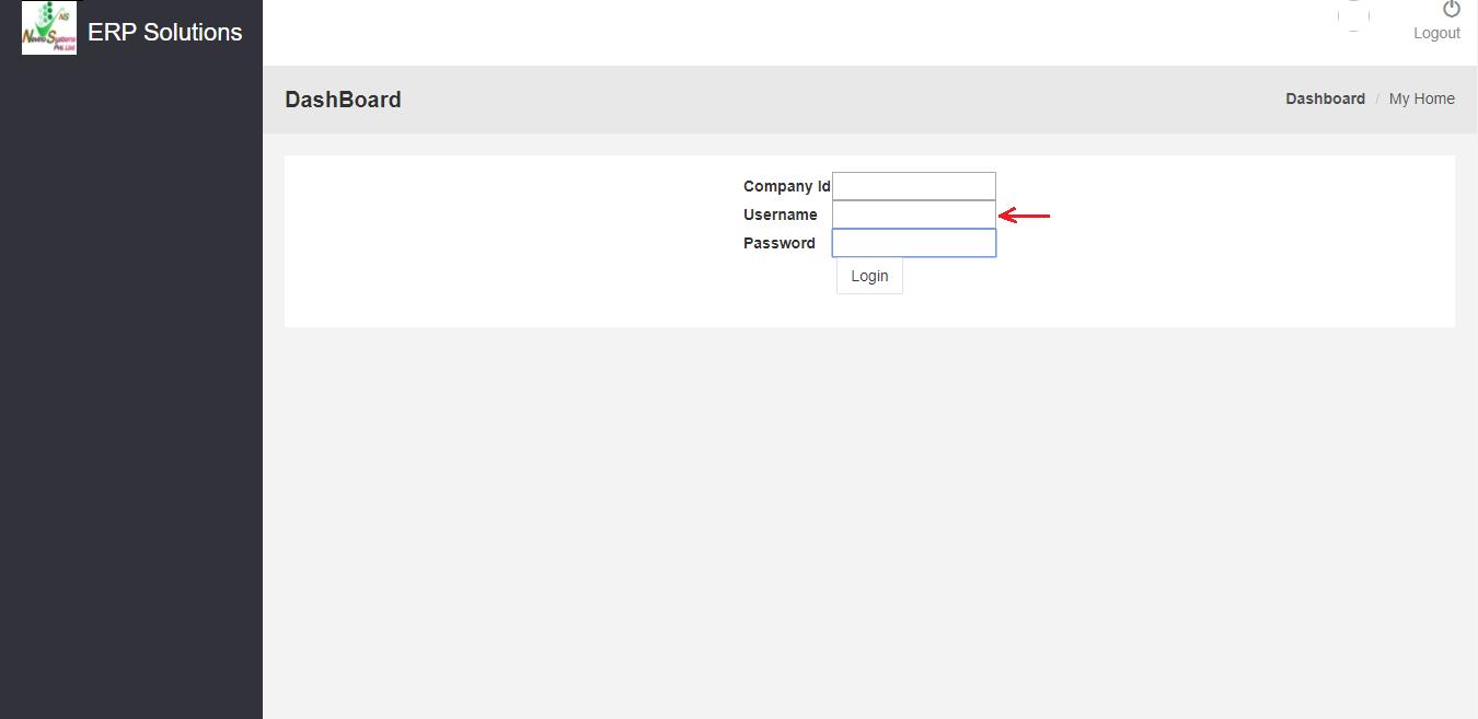 hr enter username